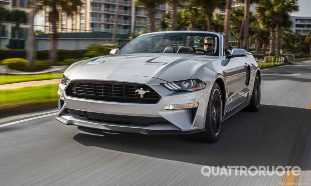 Ford Mustang GT California Special (2018)