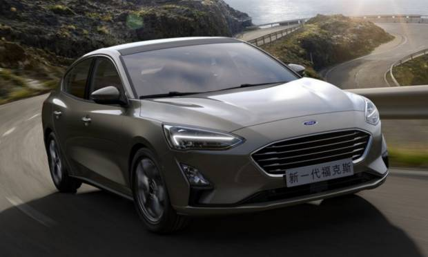 Ford Focus Sedan (2018)