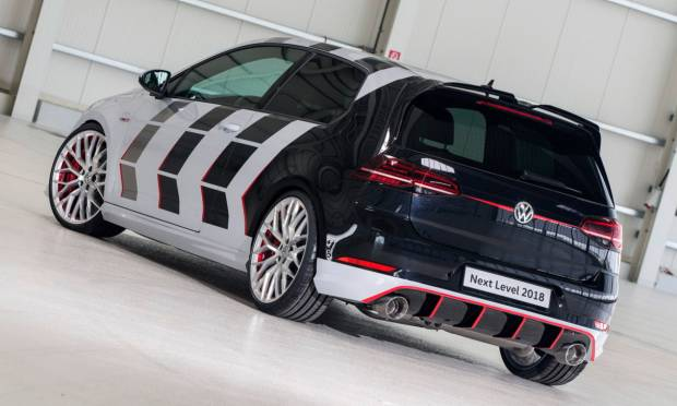 Volkswagen Golf GTI Next Level (2018)