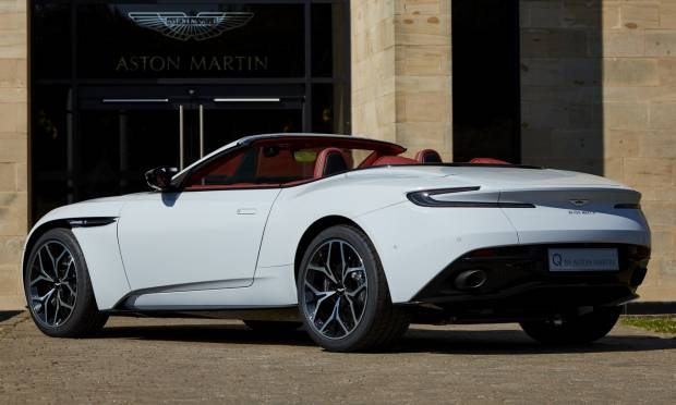 Aston Martin Henley Royal Regatta DB11 Volante (2018)