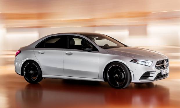 Mercedes-Benz Classe A Berlina (2018)