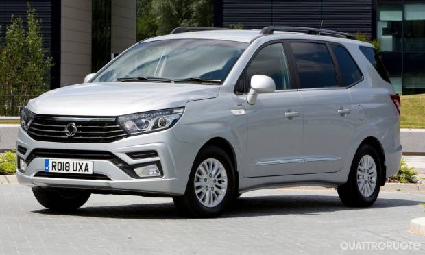 Ssangyong Turismo (2018)