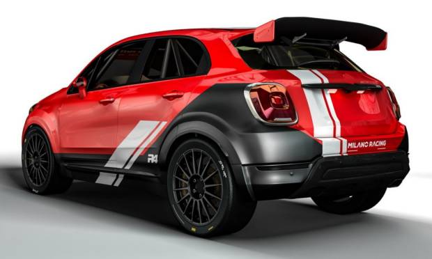 Fiat MR 500X R4 Milano Racing (2018)
