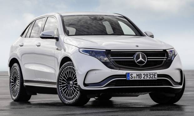 Mercedes-Benz EQC (2018)