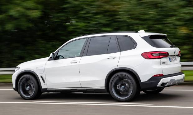 BMW X5 xDrive45e iPerformance (2018)