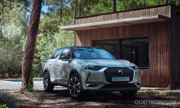 DS3 Crossback (2018)