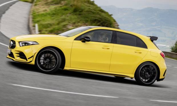 Mercedes-AMG A 35 4Matic (2018)