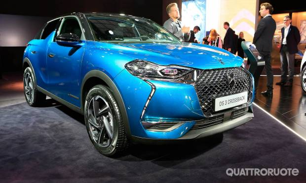 DS 3 Crossback (2018) - LIVE