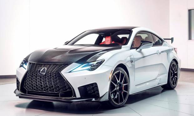 Lexus RC F Track Edition (2019)