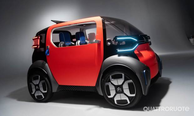 Citroën Ami One Concept (2019)