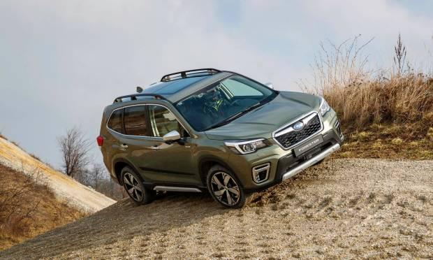 Subaru Forester (2019)