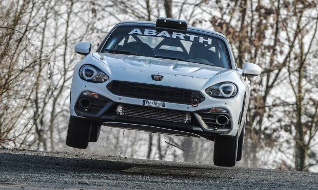 Abarth 124 Rally (2019)