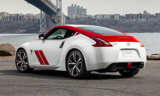 Nissan 370Z 50th Anniversary Edition (2019)