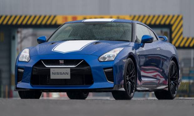 Nissan GT-R 50th Anniversary Edition (2019)