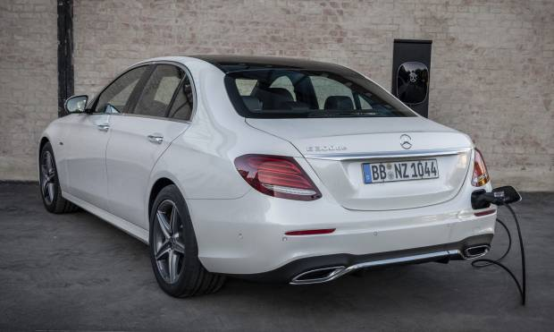 Mercedes-Benz E 300 de EQ Power (2019)