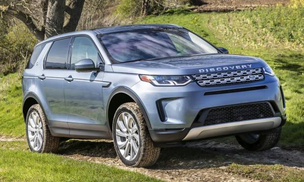 Land Rover Discovery Sport (2019)