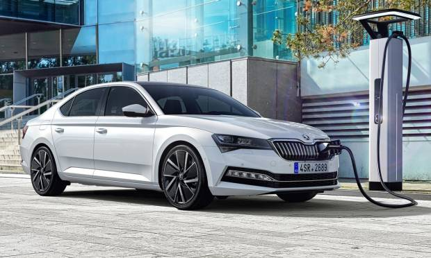 Skoda Superb iV (2019)