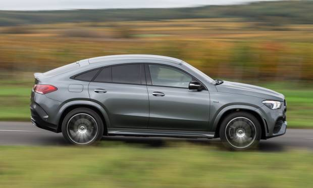 Mercedes-Benz GLE Coupé (2019)