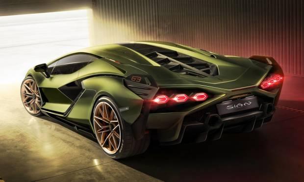 Lamborghini Terzo Millennio , L\u0027hypercar del futuro