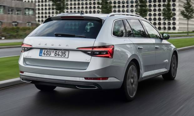 Skoda Superb iV Wagon (2019)