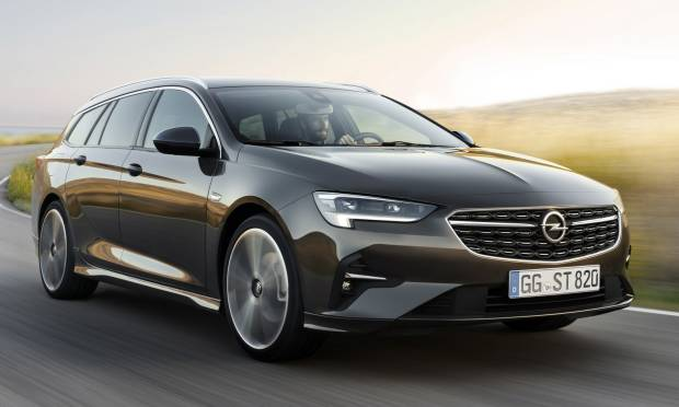 Opel Insignia Sports Tourer (2019)
