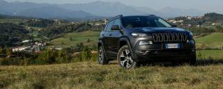 Jeep Cherokee Una settimana con la 3.2 V6 4WD Trailhawk [Day 5] [video]