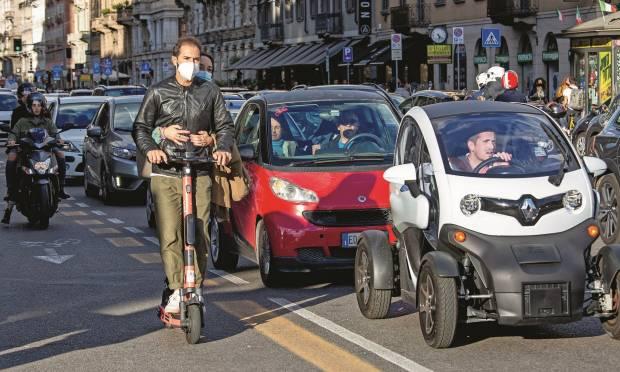 Rapporto Audimob - Sempre più cittadini scelgono l'auto