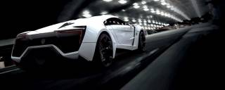 Fast & Furious 7 Lykan Hypersport, la star da 770 CV e 1.000 Nm [video]