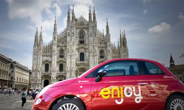 Car sharing - Enjoy: nuove tariffe per l'affitto plurigiornaliero dell'auto