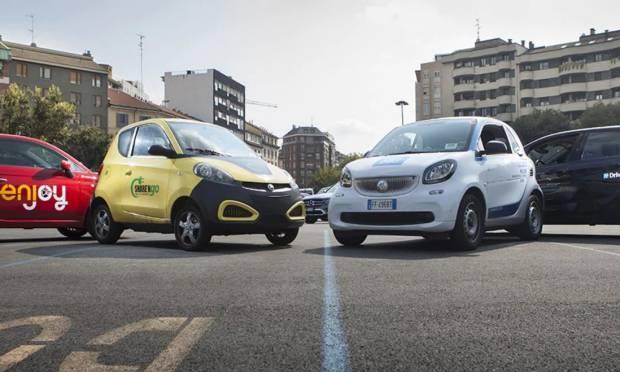 Car sharing - Utenza ancora poco rispettosa dei mezzi