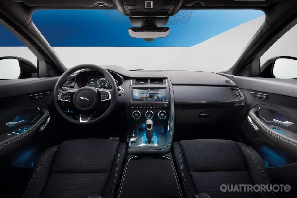 Jaguar E-Pace, ecco il Giaguarino quattro ruote motrici