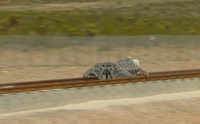 Hyperloop One, ecco come è andato il test sul sistema di propulsione